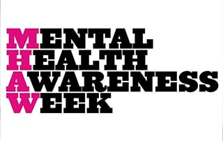 Mental Health Awareness week was 14th -20th May 2018